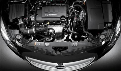 Mit dem neuen 1.4 Turbo ecoFLEX-Motor mit 103kW/140 PS verbraucht der Insignia nur 5,7 Liter pro 100 Kilometer (CO2-Emission 134 Gramm pro Kilometer) und ist damit der sparsamste Benziner im Mittelklasse-Segment