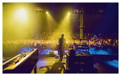 Der britische Ausnahmemusiker Steven Wilson ist Markenbotschafter der HIGH END 2019, Foto: Hajo Müller