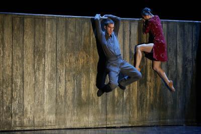 Leipziger Ballett Walking Mad Choreographie Johan Inger / ©Ida Zenna