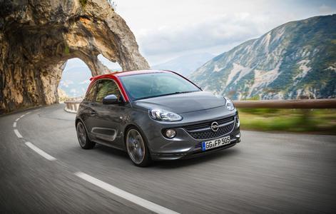 Der neue Opel ADAM S: Stylisches Kraftpaket mit Premium-Touch / Foto: Adam Opel AG
