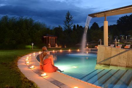Als erste Sauna- und Wellnessanlage bietet das maritimo in Oer-Erkenschwick seinen Gästen die Möglichkeit, zum monatlichen Vorteilspreis zu saunieren