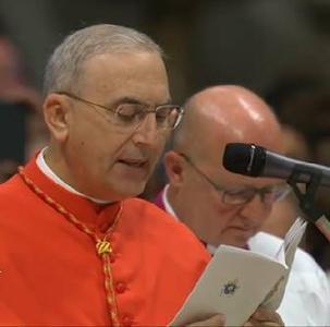 Mario Kardinal Zenari (2016) / © Foto: Centro Televisivo Vaticano/Wikimedia Commons (CC BY 3.0)
