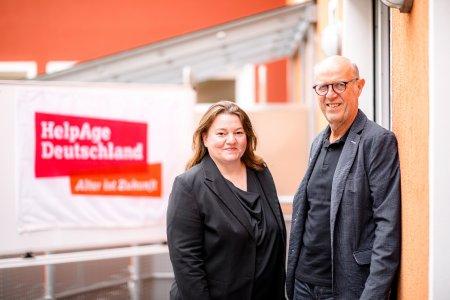 Sonja Birnbaum und Lutz Hethey