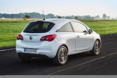 Sauber und sparsam: Der Corsa 1.4 LPG senkt den CO2-Ausstoß auf bis zu 113 g/km