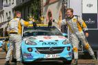 Strong Opel Line-up at German WRC Event
