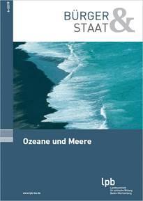 """Cover """"Ozeane und Meere"""""""