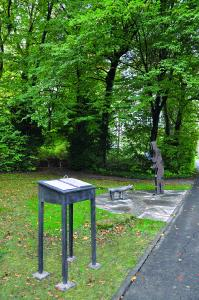 Gedenkstätte des Christophbads für die Opfer der NS-Zeit erweitert