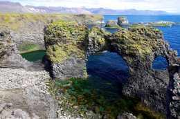 Die Krimifiguren von Arnaldur Indridason agieren in den ursprünglichen, rauen Westfjorden Islands