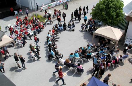 Festival der Chöre Wildschönau