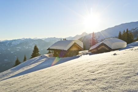 Winterlandschaft in Kärntens Bergwelt