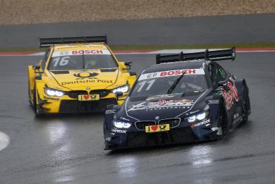Marco Wittmann, Red Bull BMW M4 DTM, Timo Glock, DEUTSCHE POST BMW M4 DTM