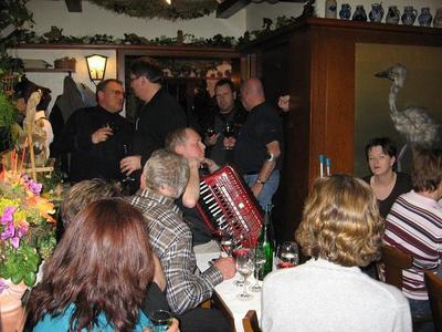 Schwäbischer Abend zum Martinimarkt 2008