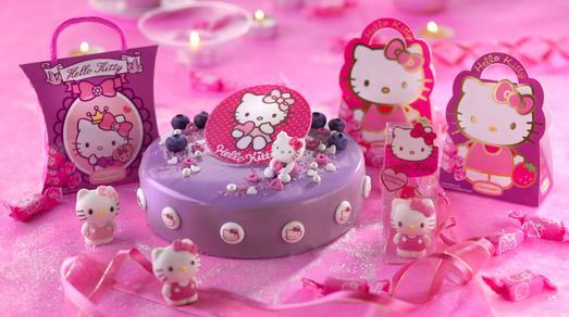 Hello Kitty Dekor