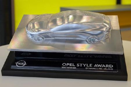 Der Opel Style Award 2017