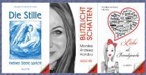 Buchtipp: Tiefe Gefühle und immer neue Facetten des Lebens von der rumänisch-deutschen Lyrikerin Monika-Andreea Hondru