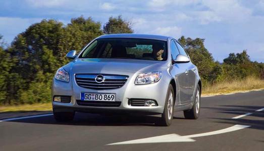 Der neue Opel Insignia ecoFLEX