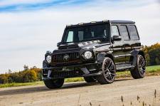 King of the Road - LUMMA Design crowns its Mercedes G-Class programme with the LUMMA CLR G770 R