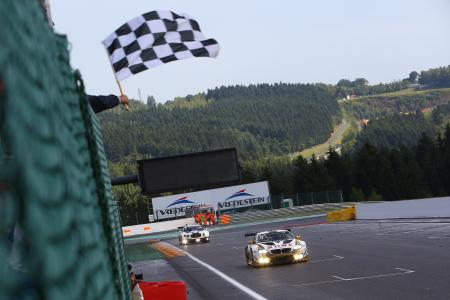 BMW M6 GT3, Sieg Spa-Francorchamps 2016