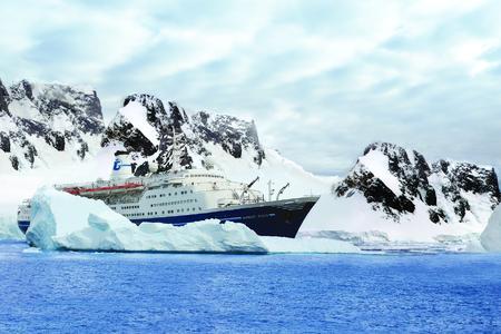 marco polo in der Antarktis