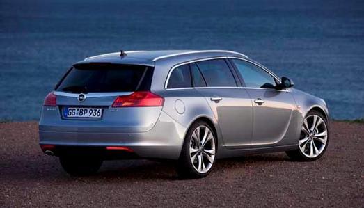 AUTO BILD Design Award geht an Opel Insignia
