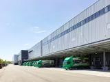 Das neue Reisser Logistikzentrum in Böblingen: 38.000 Quadratmeter ist der Gebäudekomplex groß, der aus mehreren Lagerbereichen besteht.
