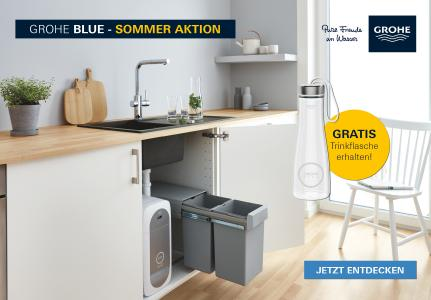GROHE Blue Flasche