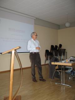 Dr. Lutz Wesel, Foto: Dr. Jansen