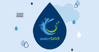 "Bei FARE heißt es ""waterSAVE"" – every drop counts"