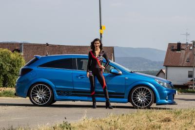 Nachgeschärfter Opel-Hot Hatch: Astra H OPC mit JMS-Komplettpaket