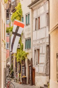 Neubürger auf Entdeckertou / Bildnachweis: Marketing & Tourismus Konstanz/Schwelle