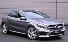 B&B Mercedes GLA 45 AMG - bis 450 PS / 580 Nm