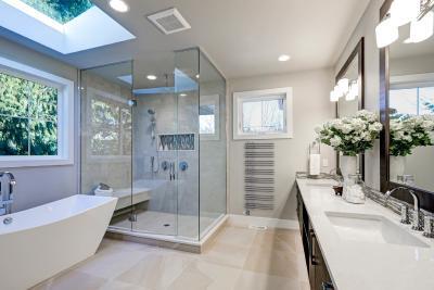 Für ein Bad, das zum Verwöhnen einlädt - Elektrobadheizkörper von anapont erzeugen eine Atmosphäre zum Entspannen