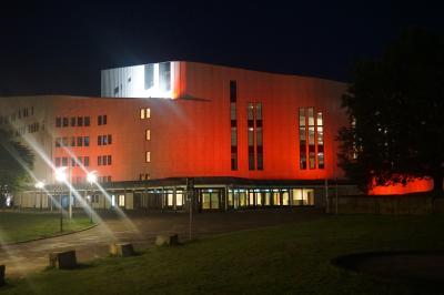 Aalto Theater Night of light