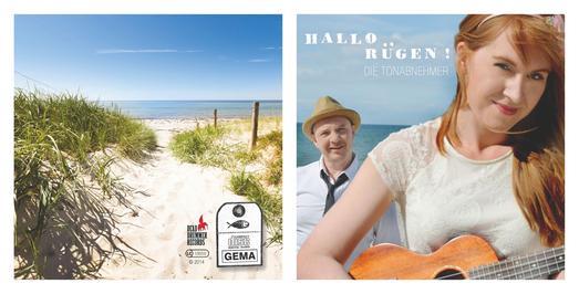 Booklet Hallo Rügen! CD