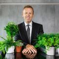 Geschäftsführer Ingo Schwerdtfeger steht für den neuen Markenwert