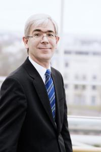 Dr. Ulrich Gauß, Vorstandsvorsitzender