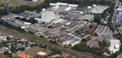 Hauptzentrale von Friatec GmbH in Mannheim