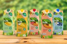 Netherlands: Fuze Tea - first iced tea brand filled in SIGNATURE packaging solution from SIG