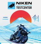 """Ride the Revolution"" in einem NIKEN TESTCENTER"