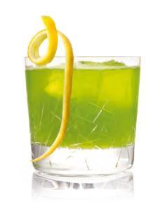 Mr. Green / Fancy, würzig mit Matcha-Grüner-Tee-Sirup