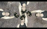 Hannah Black, Bodybuilding, 2015, HD Video mit Sound, 8:10 Min, Courtesy of the Artist and Arcadia Missa, London