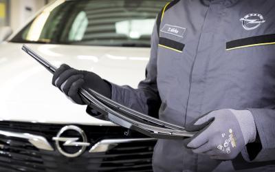 Opel Reifenwechsel Service