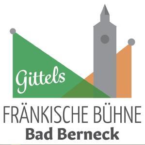 Logo Gittels Fränkische Bühne Bad Berneck
