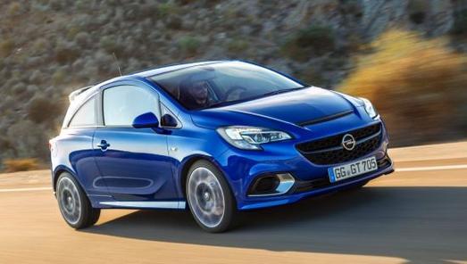 Blauer Blitz: Der neue Opel Corsa OPC leistet 207 PS und ist bis zu 230 km/h schnell