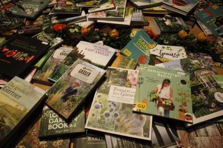 Die Suche nach dem schönsten Gartenbüchern 2019 beginnt - jetzt!