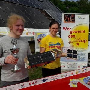 13. Schleswig-Holstein - Solarcup am 28. August 2021 in Glücksburg