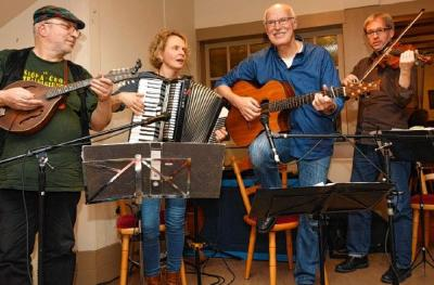 "Folk in de Werdschaft: ""Peter Kunert & Friends"""