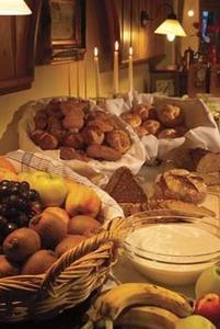 Vitalfrühstück im Bergblick