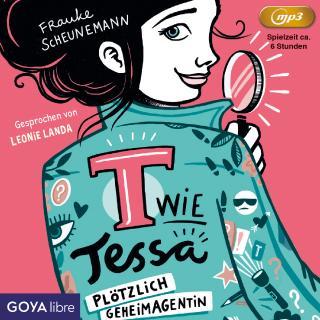 """Cover """"T wie Tessa"""""""