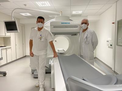 CTK investiert acht Millionen Euro in Ausbau der Nuklearmedizin